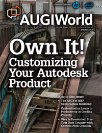 AUGIWorld October 2014