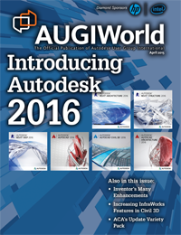 AUGIWorld April 2015