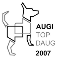 2007 Top DAUG T-Shirt Winning Design